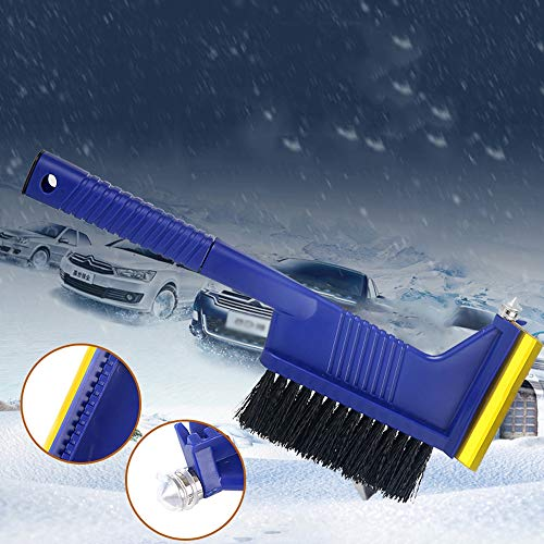 Check Out This MYHZH Multifunctional Snow Removal Shovel Car Car Snow Brush Scraper Refrigerator Def...