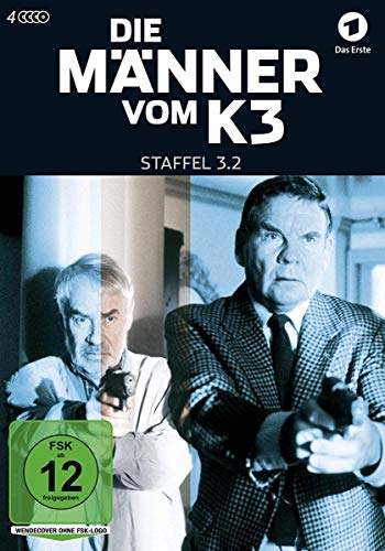 Staffel 3.2 (4 DVD)