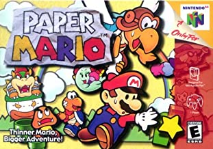 Best paper mario 64 game over Reviews