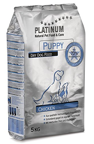 Platinum - Trockenfutter - Chicken - Puppy 5 kg