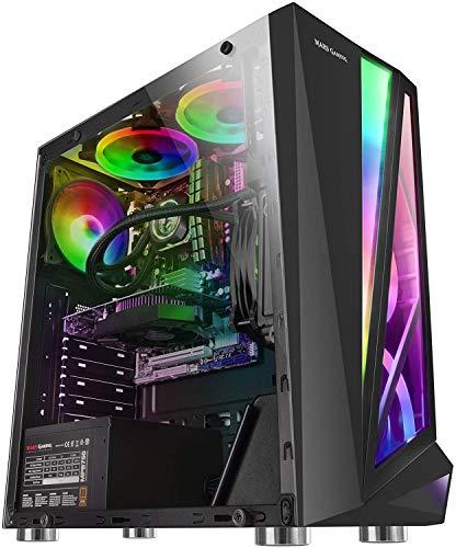 JOYBE - Ordenador Gaming PC SOBREMESA JOYBE MCL RGB Intel I5 9400F ...