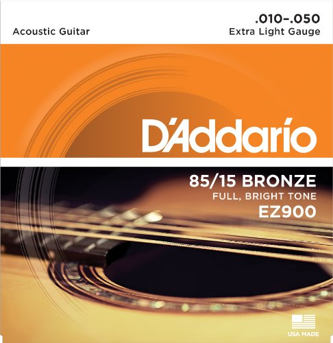 D'Addario Great American EZ 900 String Set