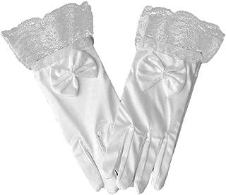 guanti da sci per bambini da 1 a 4 anni guanti invernali caldi foderati in pile scaldamani per bambini all/'aperto YLucky Guanti invernali spessi e caldi e soffici con colletto da appendere