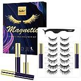 EARLLER Magnetic Eyelashes with Eyeliner