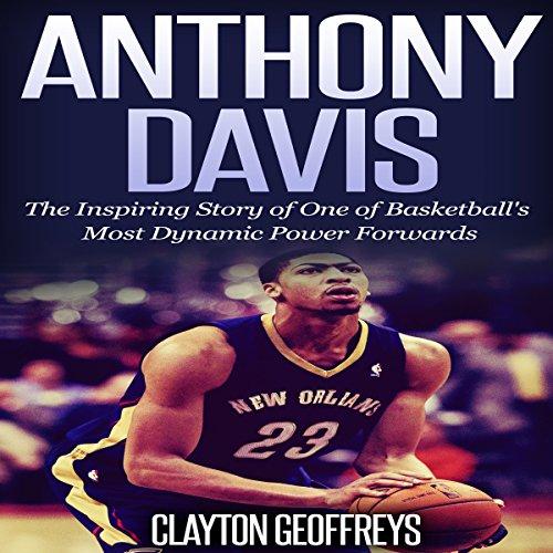 Anthony Davis audiobook cover art