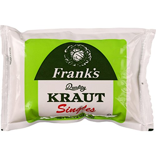 single sauerkraut - 3