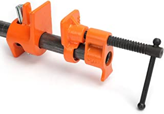 PONY 52 Pipe Clamp, Fixture for 1/2-Inch Black Pipe
