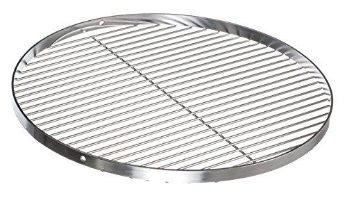 Brandsseller Edelstahl Grillrost Schwenkgrill geeignet - Rostfrei Edelstahl 18/0 Asi 430 Nickel frei - Ø 70 cm