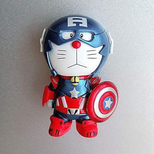 Imán Nevera Marvel  marca changshuo