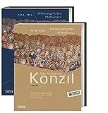 Das Konstanzer Konzil. Katalog und Essays: 1414-1418. Weltereignis des Mittelalters - Badisches Landesmuseum Karlsruhe