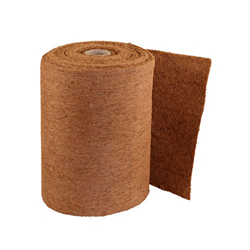 Coir insulating mat winter protection for plants in 0.5m. size (per metre)