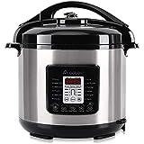 Aobosi Pressure Cooker 8QT HIGH Power 8-in-1 Electric Multi-cooker,Rice Cooker,Slow Cooker,Sauté,Yogurt...