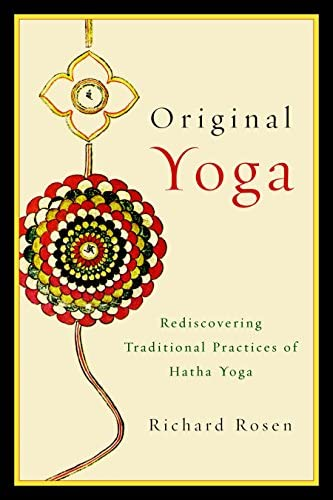 Original Yoga Rediscovering Traditional Practices of Hatha Yoga product image