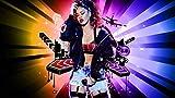 burning desire Poster Rihanna American Singer 30,5 x 45,7 cm