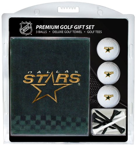 NHL Dallas Stars Handtuch-Set, Bestickt