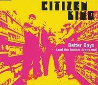 Better days [Single-CD]