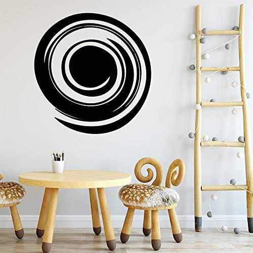 yaonuli Etiqueta de la Pared con Dibujos Artista Sala de Estar decoración de la Sala Etiqueta de la Pared a Prueba de Agua 54x54cm
