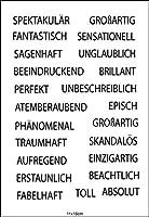 DIYスクラップブッキングフォトアルバム用のドイツ語透明クリアシリコンスタンプシール装飾クリアスタンプシートM1244