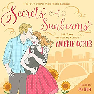 Secrets of Sunbeams     Urban Farm Fresh Romance, Book 1              By:                                                                                                                                 Valerie Comer                               Narrated by:                                                                                                                                 Jae Huff                      Length: 6 hrs and 59 mins     Not rated yet     Overall 0.0