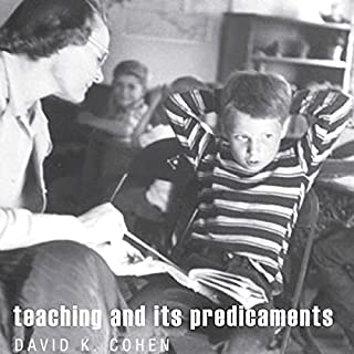 Teaching and Its Predicaments cover art