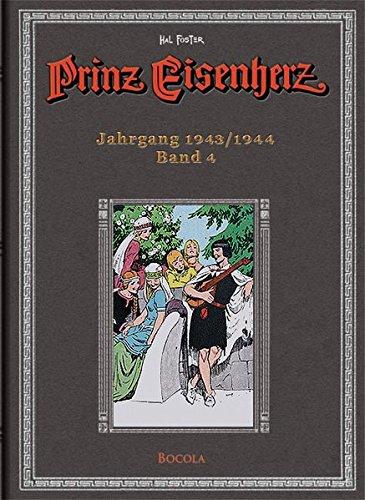 Prinz Eisenherz, Bd. 4: Jahrgang 1943 / 1944