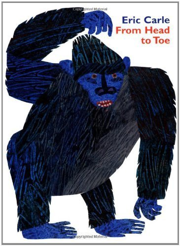 By Eric Carle - From Head To Toe (Brdbk) (3.1.1999)