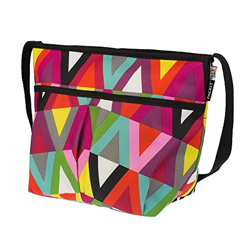 PackIt Freezable Carryall Lunch Bag, Fiesta