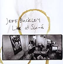 Live at Sine by Jeff Buckley