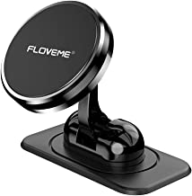 Magnetic Phone Car Mount - FLOVEME 360° Rotate Magnetic Cell Phone Holder for Car Dashboard Phone Magnet Car Mount for iPhone 11 Pro Xs Max X XR 8 7 6 Samsung Note 10 9 S10 S9 S8 Plus