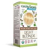 Cultivator's Organic Herbal Hair Colour - Light Blonde 100g