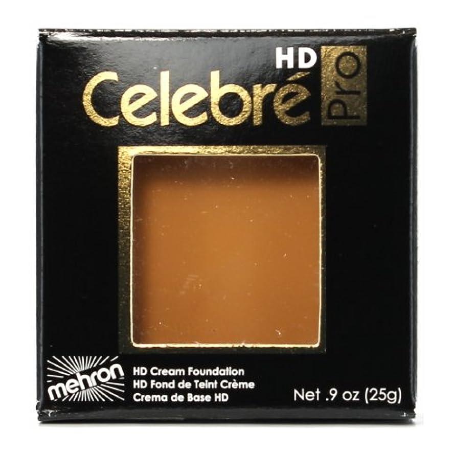 マージ気怠いそばに(3 Pack) mehron Celebre Pro HD Make-Up - Medium/Dark 1 (並行輸入品)