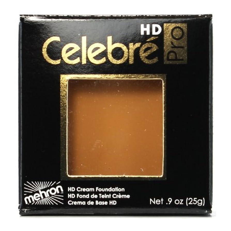 ペアベイビーインフレーション(3 Pack) mehron Celebre Pro HD Make-Up - Medium/Dark 1 (並行輸入品)