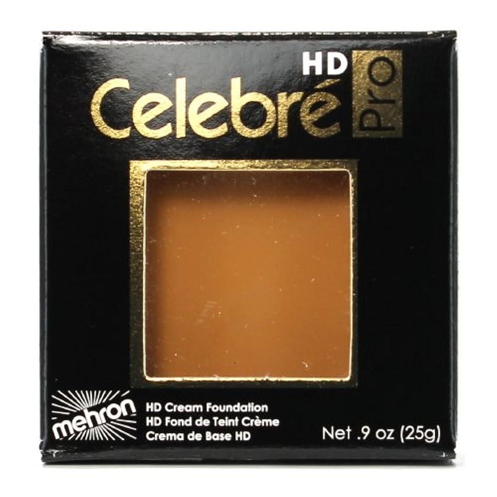 料理をする誠実さ強い(3 Pack) mehron Celebre Pro HD Make-Up - Medium/Dark 1 (並行輸入品)