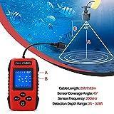 Zoom IMG-2 ecoscandaglio da pesca fishfinder cercatore