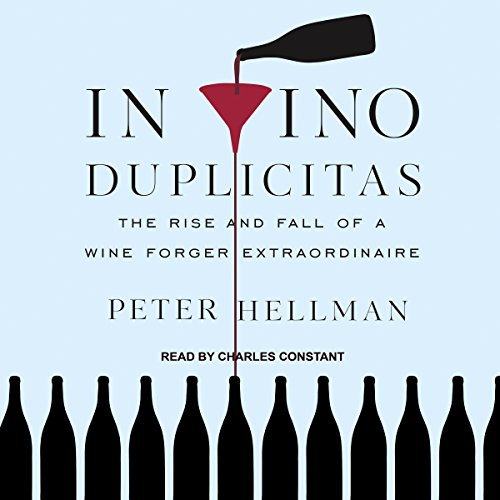 In Vino Duplicitas audiobook cover art