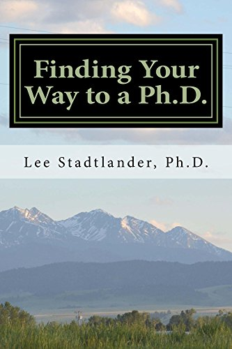 Finding Your Way to a Ph.D.: Advice From the Dissertation Mentor