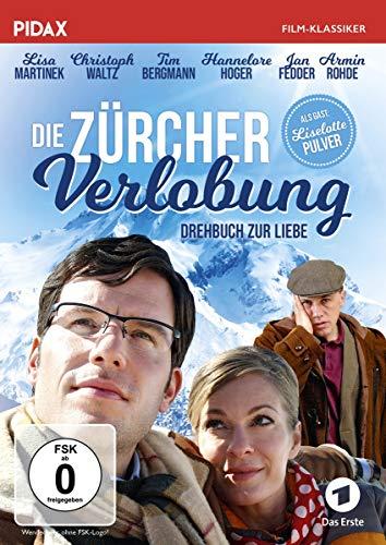 Die Zürcher Verlobung - Drehbuch zur Liebe / Grandiose Neuverfilmung des legendären Klassikers mit Christoph Waltz, Lisa Martin
