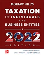 Loose Leaf for McGraw-Hill's Taxation of Individuals and Business Entities 2022 Edition