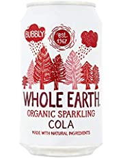 Whole Earth Refresco De Cola Bio (24 X 330Ml) 7920 g