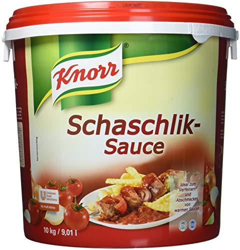 Knorr Schaschlik Sauce 10 kg, 1er Pack (1 x 10 kg)