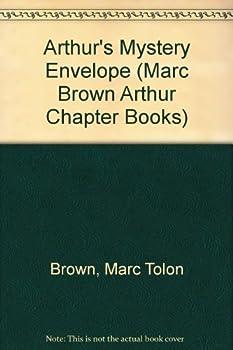 Library Binding Arthur's Mystery Envelope Book