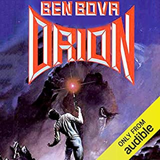 Orion audiobook cover art