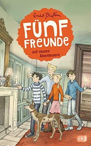 Fünf Freunde auf neuen Abenteuern (Einzelbände, Band 2)