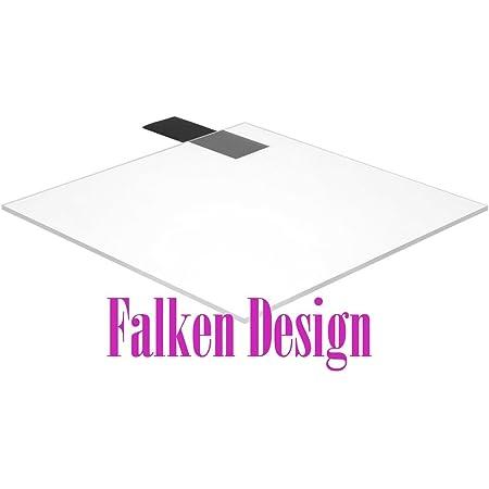 "Acrylic Sheet 1//4/"" Clear Plexiglass 60/"" x 16/"""