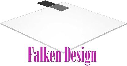 "product image for Falken Design falkenacrylic_Clear_06_20x16 Acrylic Sheet, Plastic/Plexiglas/Lucite, 20"" x 16-1/16"", Clear"