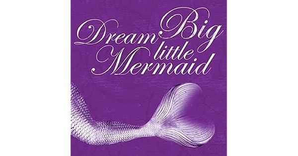 Mermaid 2 Poster Print by Lauren Gibbons 24 x 24