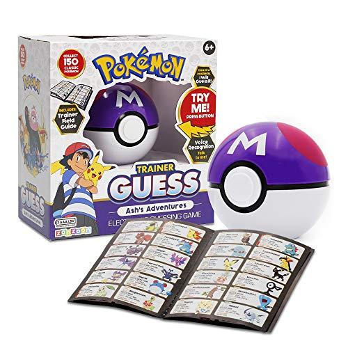 Pokemon 120106 Trainer Guess ASH'S Adventures - Englische Version