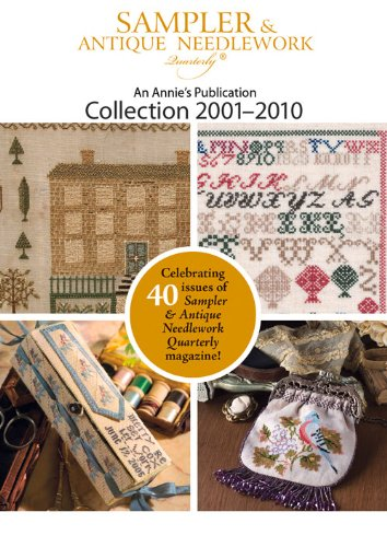 Sampler & Antique Needlework Collection 2001-2010 [USA] [DVD]