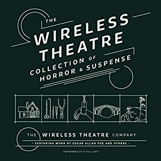 The Wireless Theatre Collection of Horror & Suspense audiobook cover art
