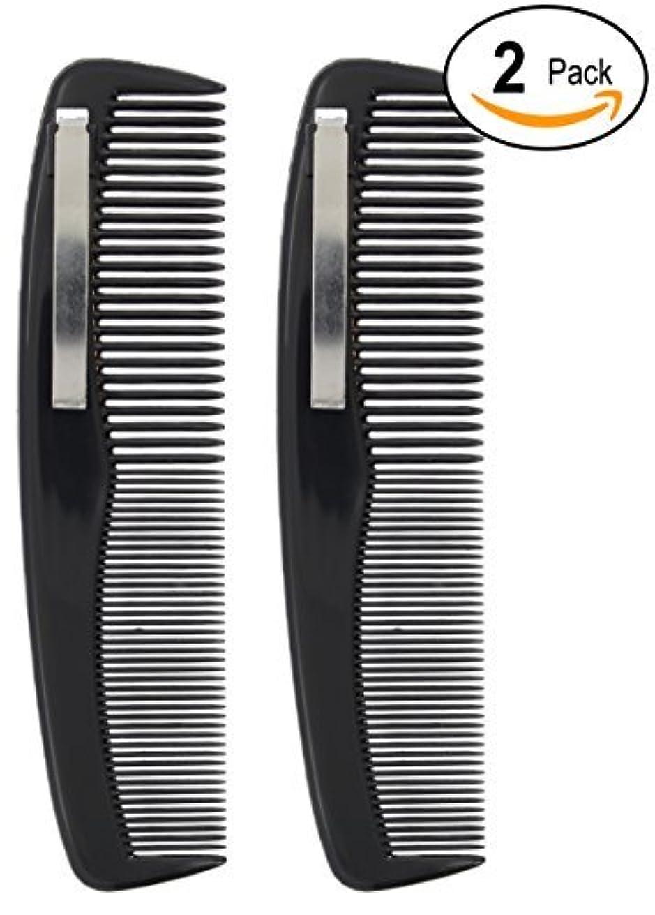 無謀リング宿命2 Black Pocket Comb - 5